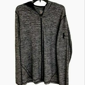 Under Armour Fitted Hoodie Full Zip Lightweight XL